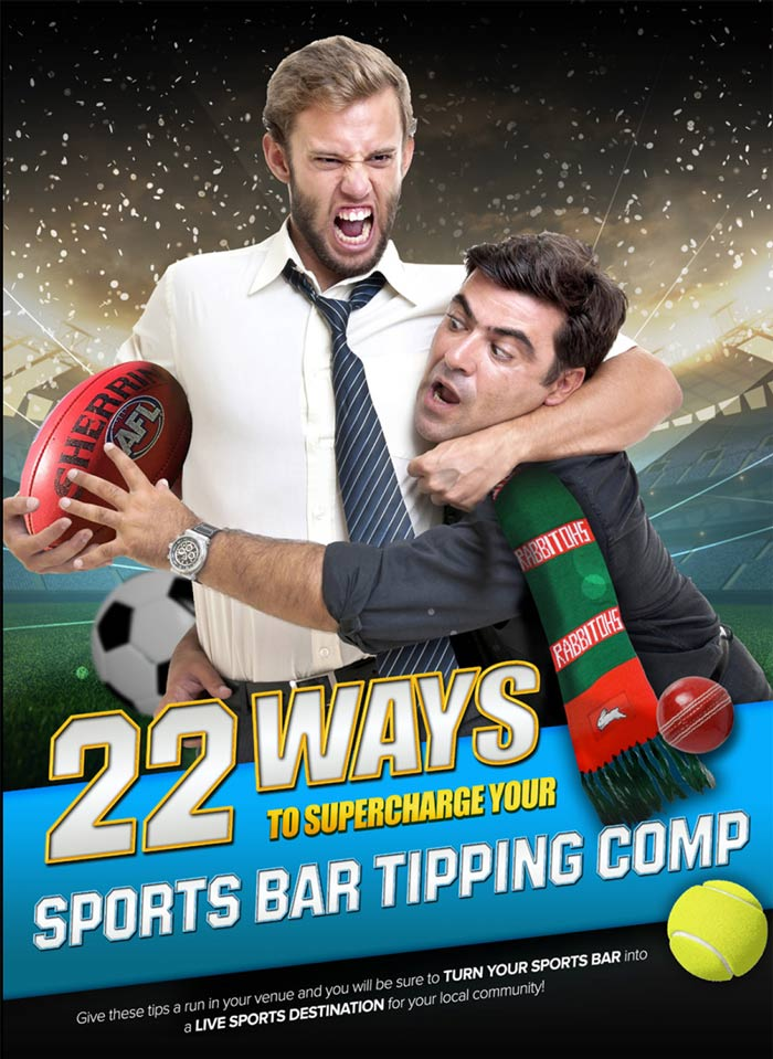22 ways to nail your pub footy tipping competition